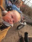 Meet our youngest farmer- Reuben